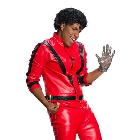 Michael Jackson Thriller Adult Costume (Michael Jackson Halloween Costume For Kids)