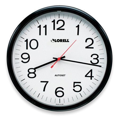 Lorell 13.3'' Wall Clock