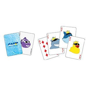 Game Waterproof Playing Cards](Playing Cards Games)