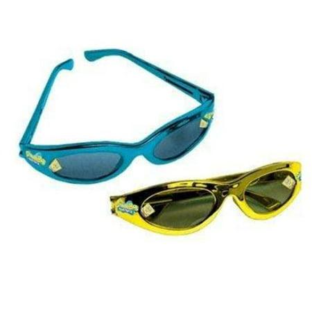 SpongeBob SquarePants Sunglasses / Favors (6ct) - Spongebob With Sunglasses