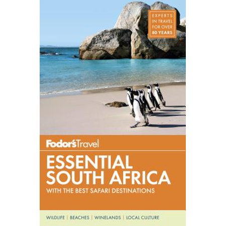 Fodor's essential south africa : with the best safari destinations - paperback: (Best Designers In South Africa)