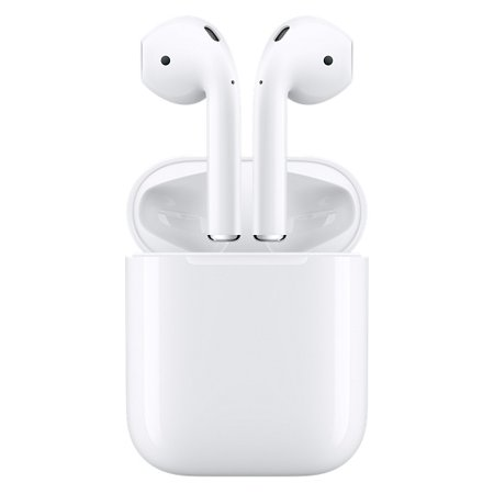 Apple AirPods with Charging Case (Previous (Apple Iphone Bluetooth)