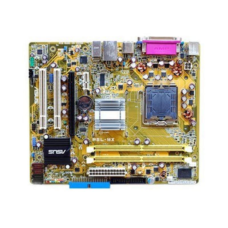 Asus P5L-MX LGA775 Intel 945G DDR2-667 Intel GMA 950 IGP ...