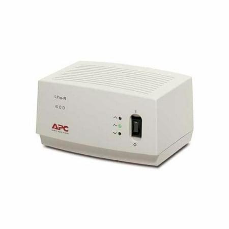 Apc By Schneider Electric Apc Line-r 600va - Line Conditioner ( External ) - 600 Va - 4 Output Con