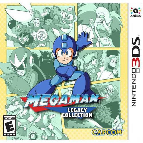 Mega Man Legacy Collection (Nintendo 3DS)