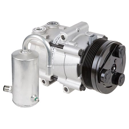 Mercury Grand Marquis Differential - AC Compressor w/ A/C Drier For FordCrown Victoria & Mercury Grand Marquis