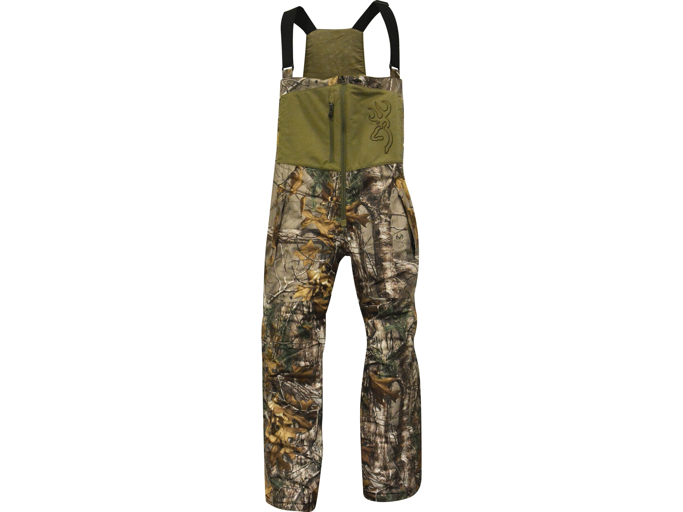 Browning Men's Hell's Canyon BTU Bib, Realtree Xtra, Medium by Browning