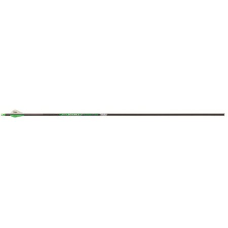 Feather Fletched Arrows (Victory VFORCE Gamer Arrows .003 300 fletched 12 pk)