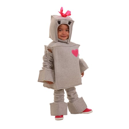 Rosalie the Robot Toddler Halloween Costume, Size 2T (Thomas The Train Costume 2t)