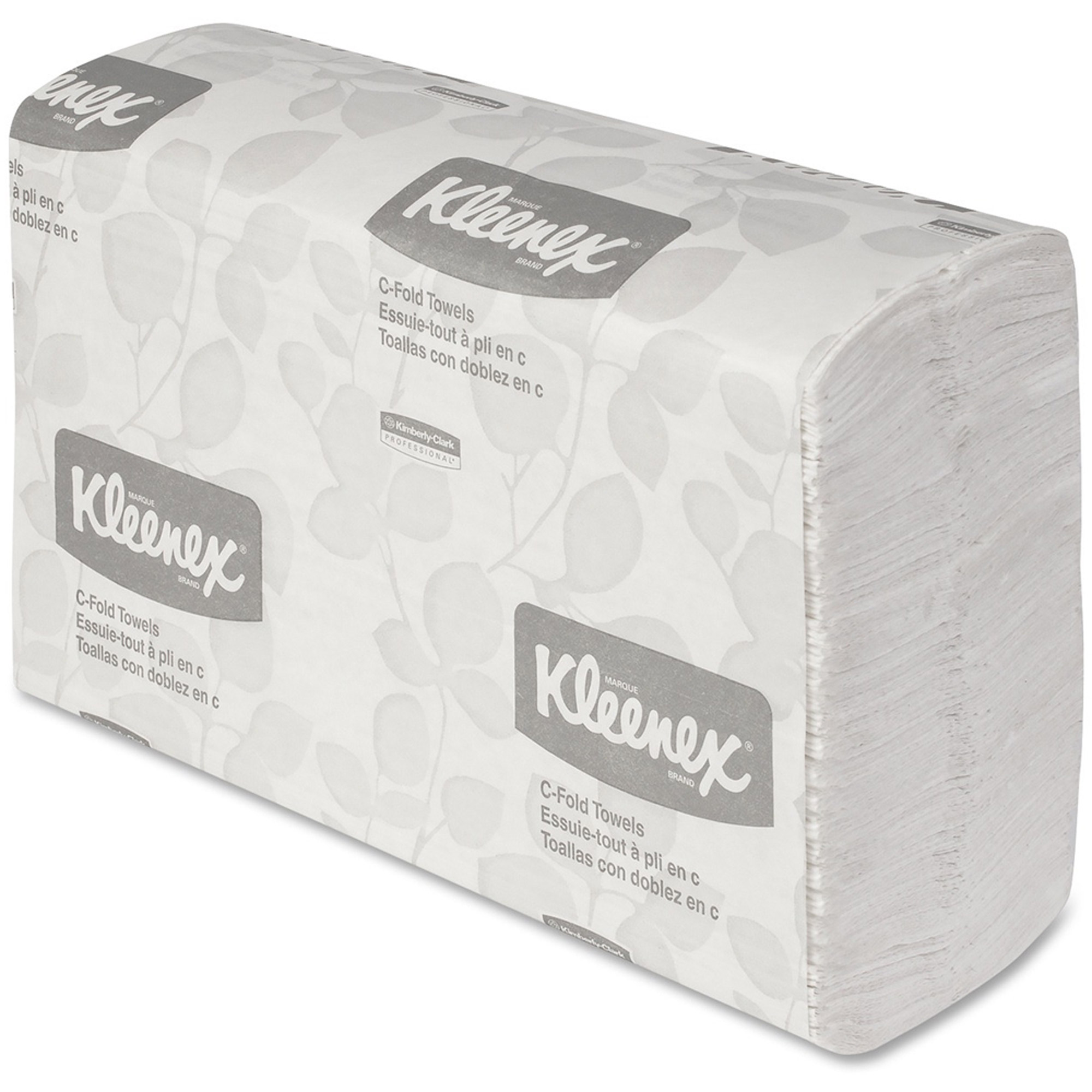 Kleenex Premium C-Fold Paper Towels, 150 sheets, (Pack of 16)