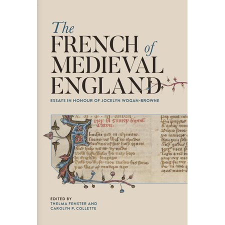 Medieval Single - The French of Medieval England (Hardcover)