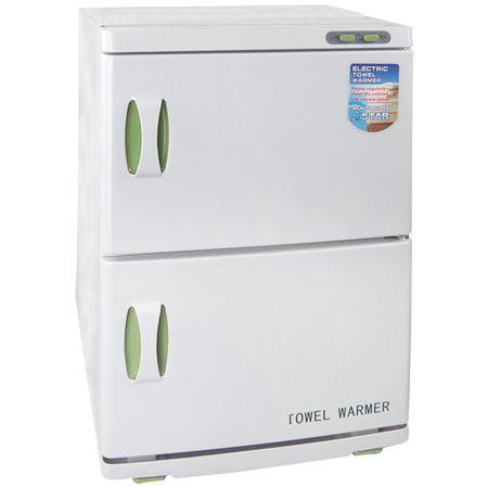 46L Electric Double Room Towel Warmer Heated Sterilizer