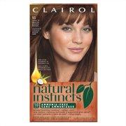 Clairol Natural Instincts Hair Color, 22 Medium Auburn Brown, 1 Kit