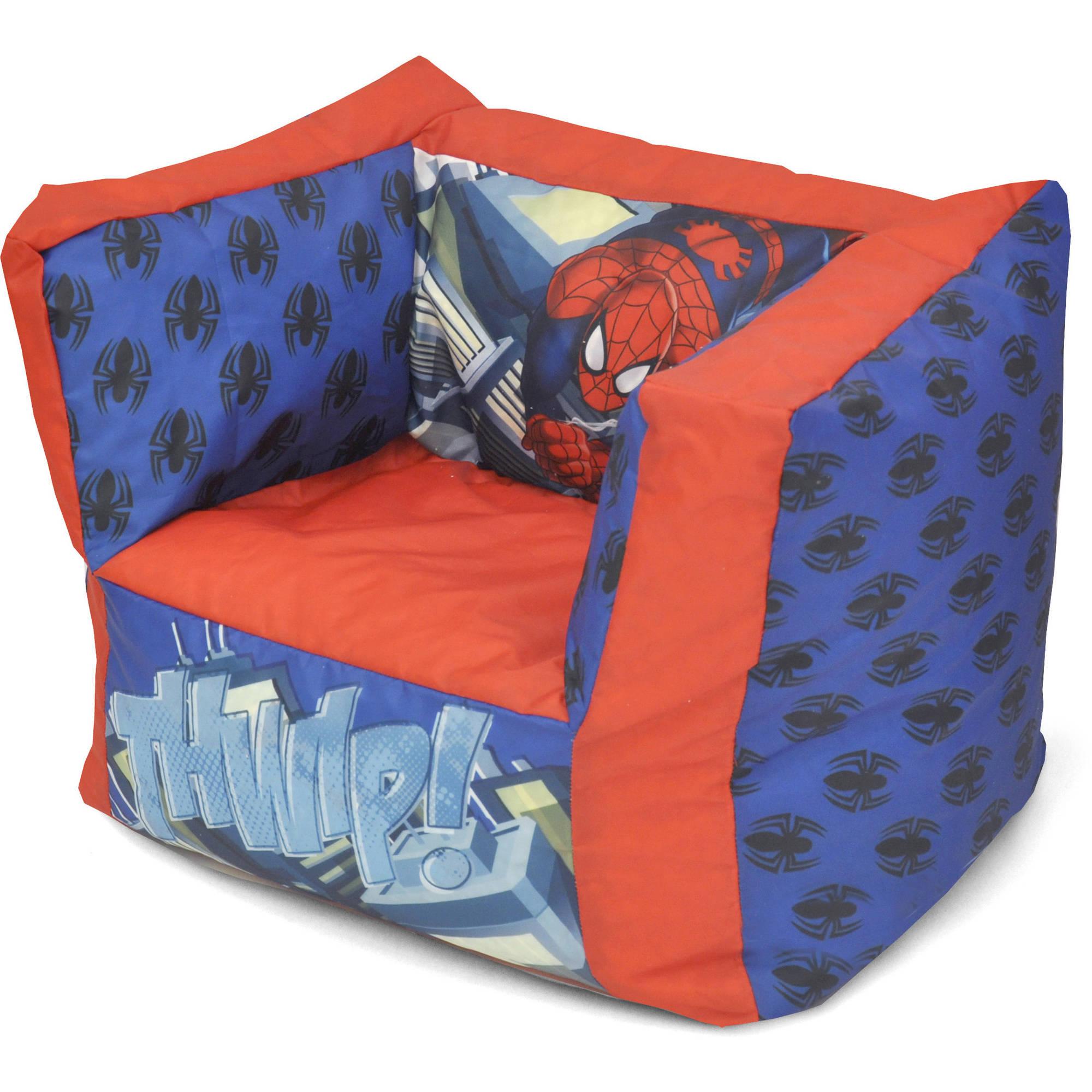 Spider-Man Square Bean Bag Chair