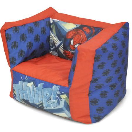 Spider Man Square Bean Bag Chair