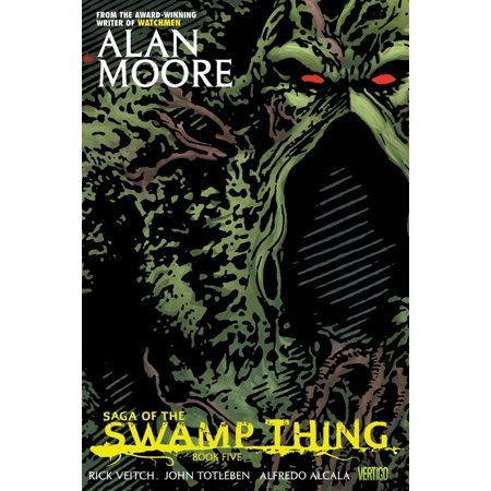 Saga of the Swamp Thing Book Five ()