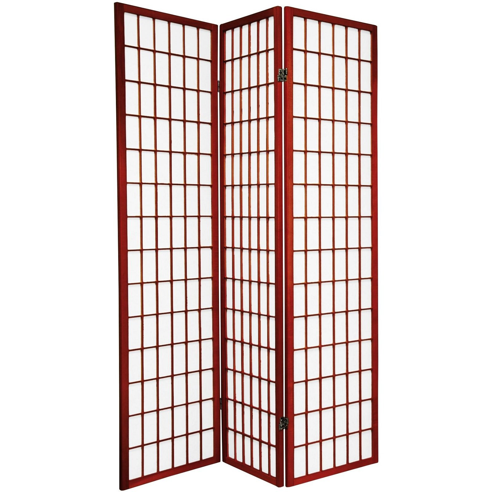 Legacy Decor 3 Panel Japanese Oriental Style Room Screen Divider