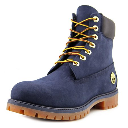 b957d0142f30e ... Timberland 6-inch Basic BT Men Round Toe Suede Blue Work Boot   Timberland Women s ...