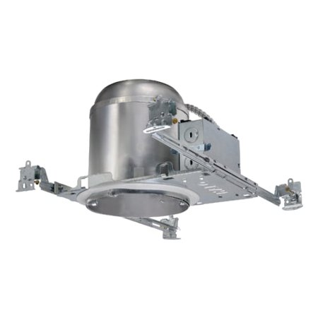"Eaton Lighting H750ICAT Halo AIR-TITE Insulated Ceiling New Construction LED Recessed Housing for 6"" Trim Size"