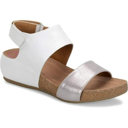 Open 3r45jla Sandals Womens Slide Casual Toe Comfortiva 8335323 T1JclKF