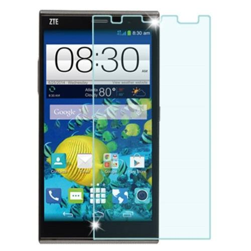 ZTE Grand X Max glass protector, by Insten Clear Tempered Glass LCD Screen Protector Film Cover For ZTE Grand X Max/Grand X Max+