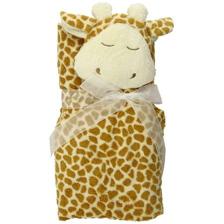 Angel Dear Giraffe (Napping Blanket, Brown Giraffe By Angel Dear Ship from US )