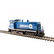 Broadway Limited 2846 HO Conrail EMD SW1500 with Sound& DCC Paragon2 #9530