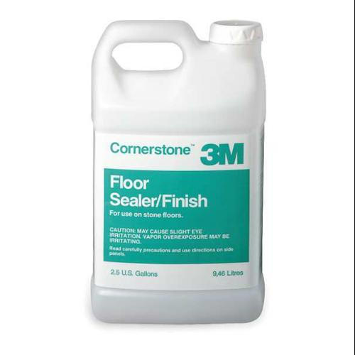 3M 25928 Floor Sealer, 2.5 gal., Low, PK2
