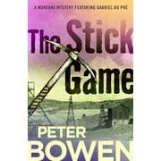 The Stick Game - eBook