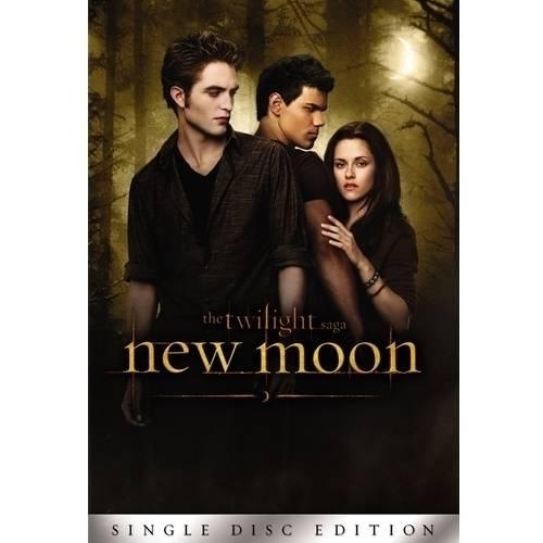 The Twilight Saga: New Moon (Widescreen)
