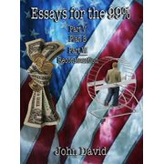 Essays for the 99% - Plan B - Reconstruction - eBook