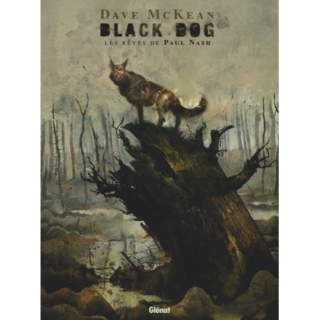 Black Dog, les rêves de Paul Nash - eBook