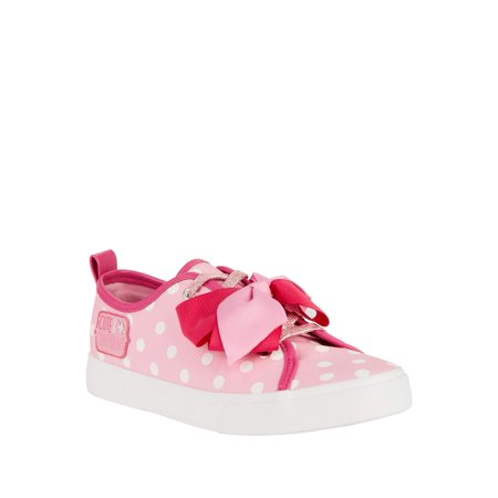 Jojo Siwa Girls' Polka Dot Oxford Sneaker ()