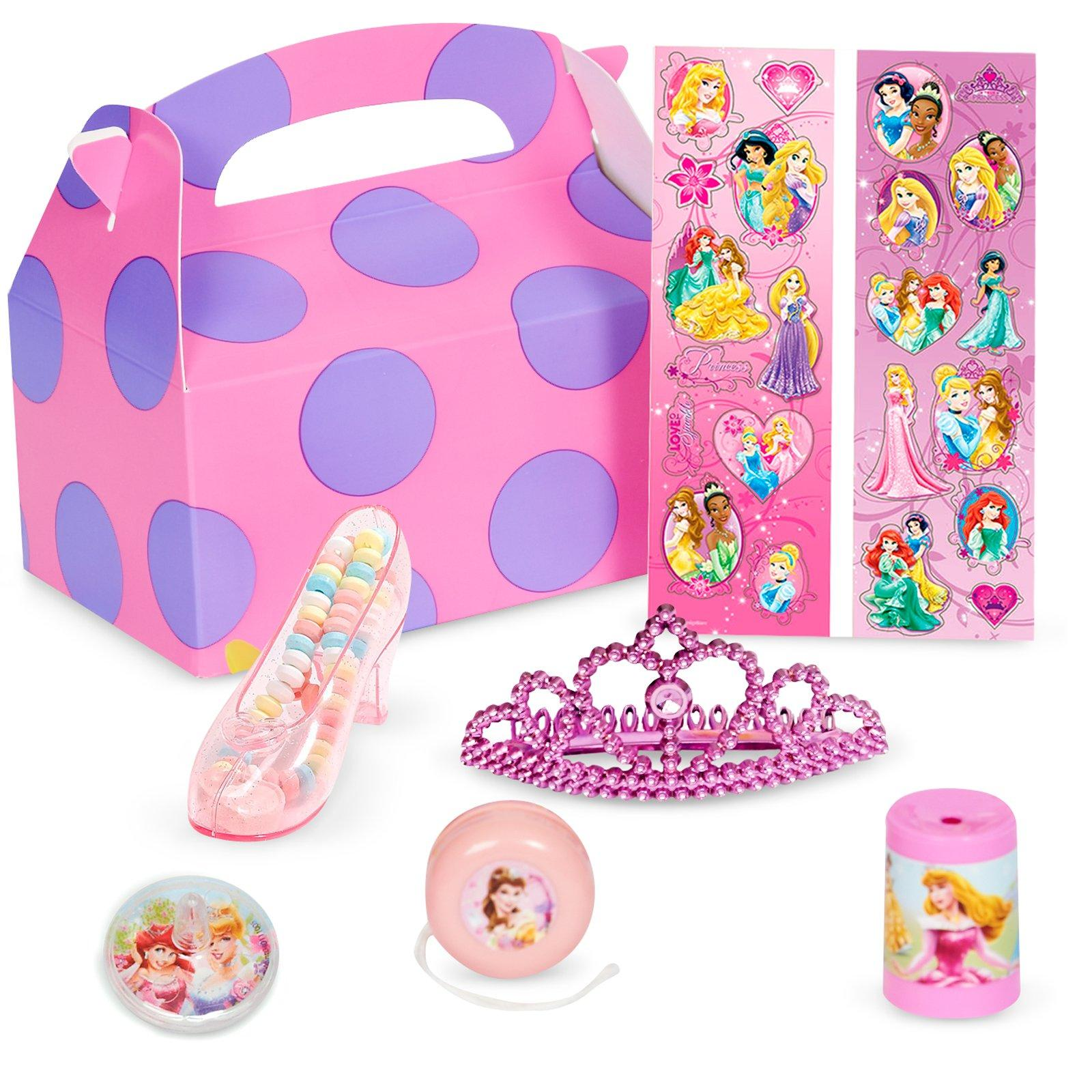 Disney Very Important Princess Dream Party - Party Favor Box