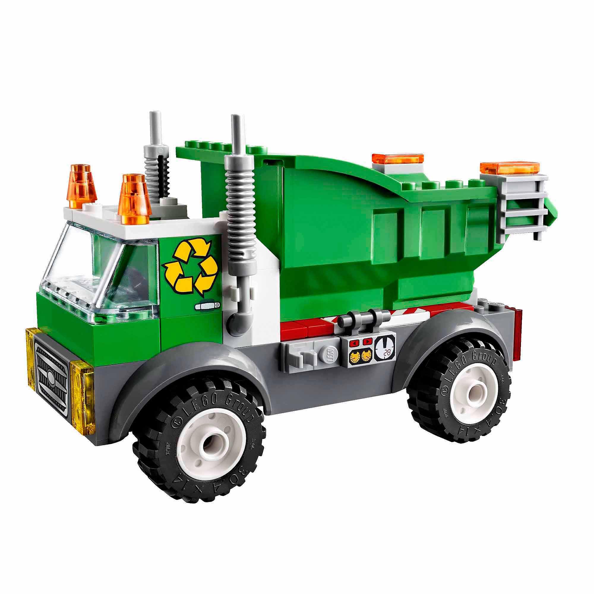 Lego Juniors Garbage Truck Walmart