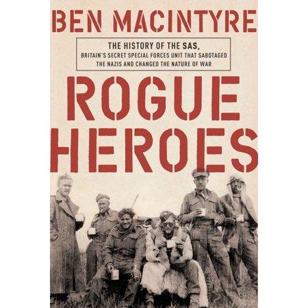 Rogue Heroes - eBook