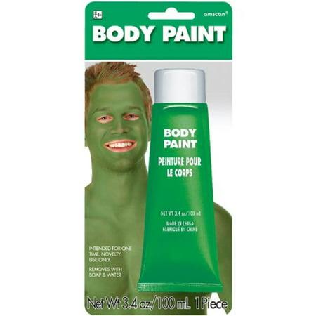 BODY PAINT (Halloween Paint On Body)