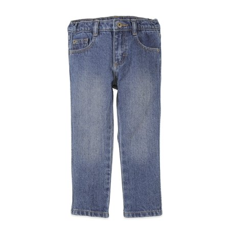 Wrangler Slim Straight Jean (Toddler Boys)