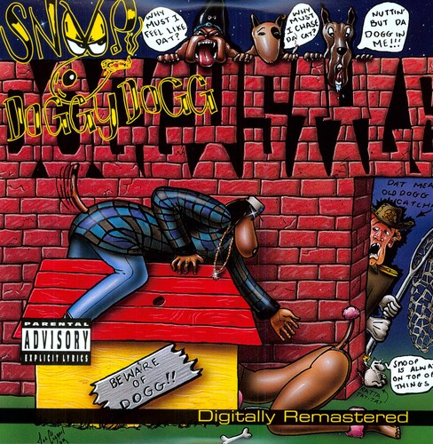 Snoop Doggy Dogg - Doggystyle (Explicit) (Vinyl)