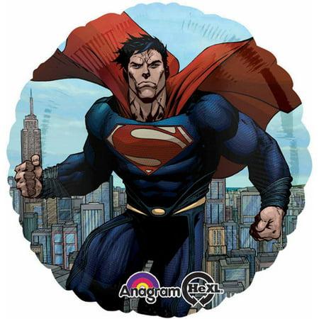 Superman Foil - Superman Foil Balloon, 17