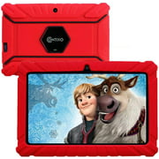 """Contixo 7"""" Kids Tablet 16GB WiFi Android Tablet For Kids Bluetooth Parental Control Pre-Installed Learning Tablet Apps for Toddlers Children Kid-Proof Protective Case, V8-2"""