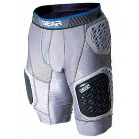 GEAR Pro-Tec EDGE Pro 5-Pad Adult Football Girdle in Different