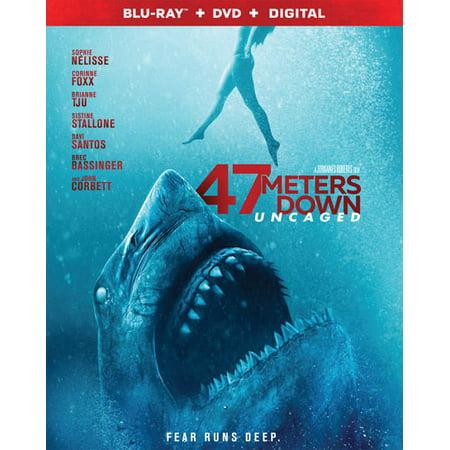 47 Meters Down: Uncaged (Blu-Ray + DVD + Digital)