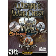 Wizard's War Chest (3 PC Games) Etherlords + Evil Islands (Curse of the Lost Soul) + Etherlords II