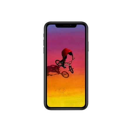 Cdma Pda (Apple iPhone XR - Smartphone - dual-SIM - 4G LTE Advanced - 64 GB - CDMA / GSM - 6.1