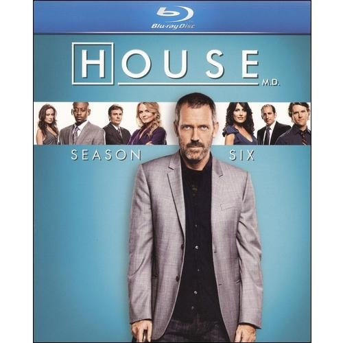 House: Season Six (Blu-ray) (Widescreen)