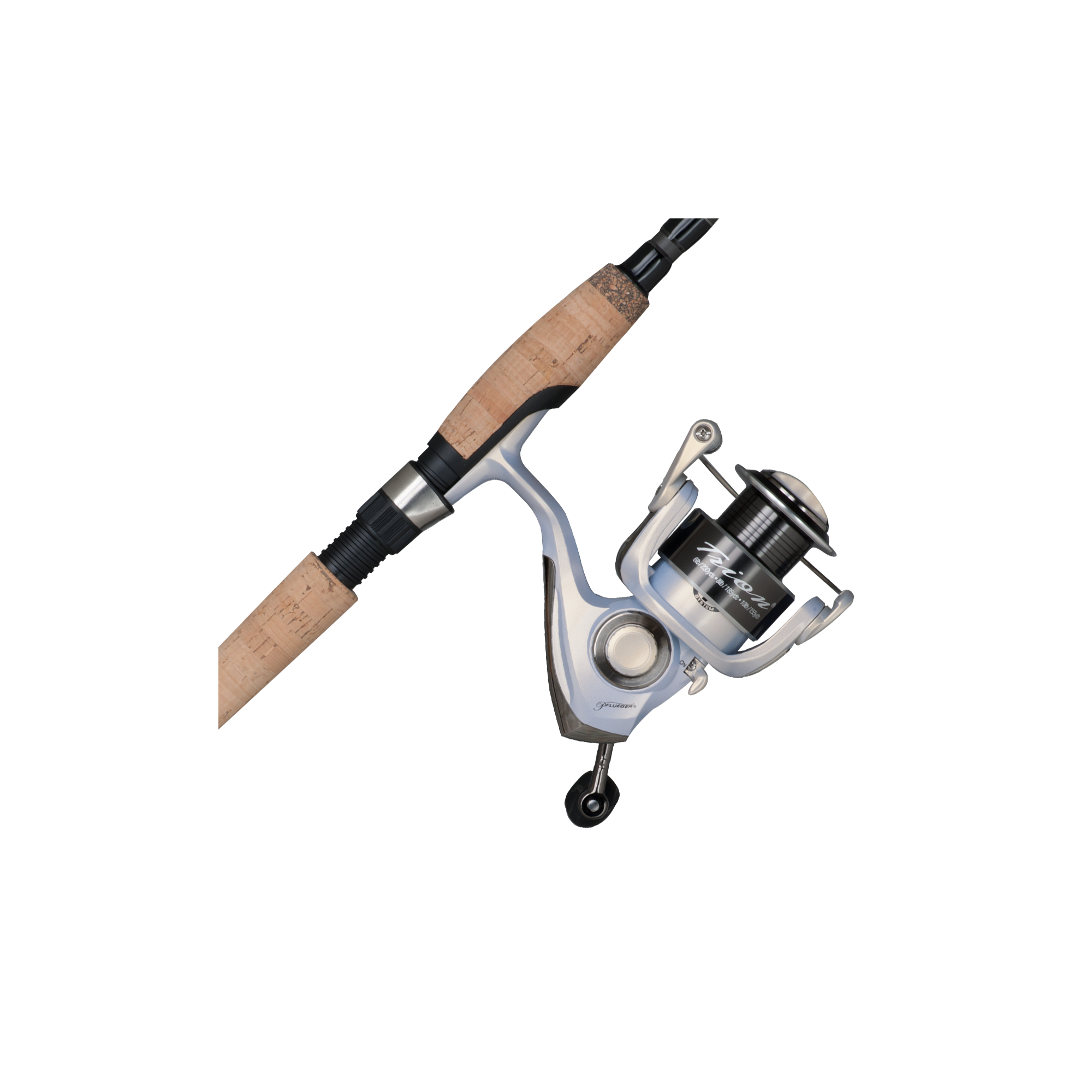 Pflueger Trion Spinning Reel and Fishing Rod Combo by Pflueger