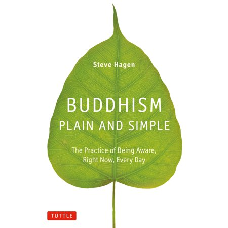 Buddhism Plain and Simple : The Practice of Being Aware, Right Now, Every (Turn Around Right Now Every Now And Then)