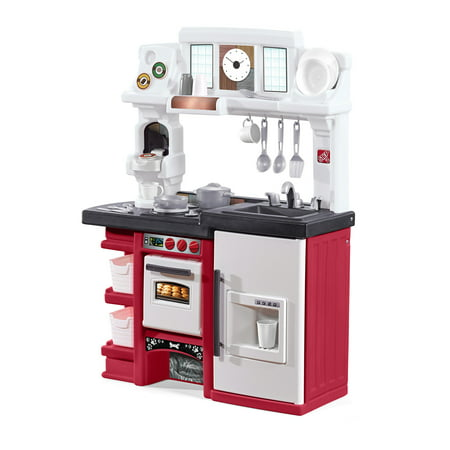 7df62880ca07 Step2 Coffee Time Play Kitchen Set with Toy Coffee Maker – BrickSeek