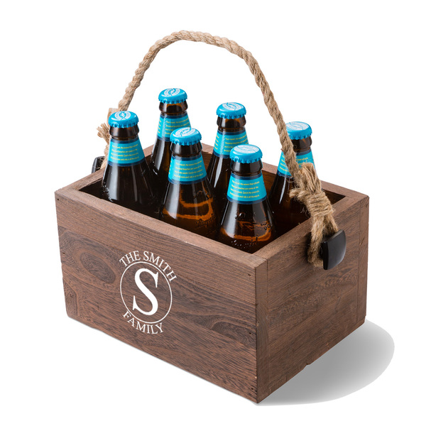 Jds Marketing Personalized Beer Caddy